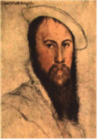 thomas wyatt my galley My galley' is a translation of petrarch's rima 189 and is a challenging poem it is based on a conceit in which the confusion of the speaker's mind after.
