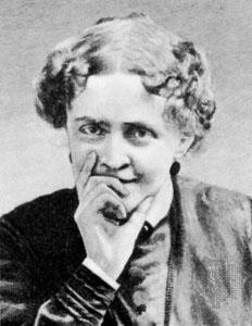 November, Helen Hunt Jackson, Poet Helen Hunt Jackson