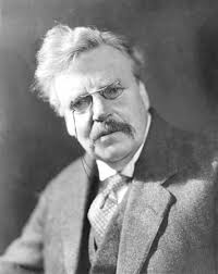 K Chesterton Gilbert Keith Chesterton Poems > My poetic side