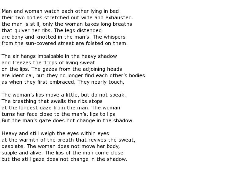 Cesare Pavese poems