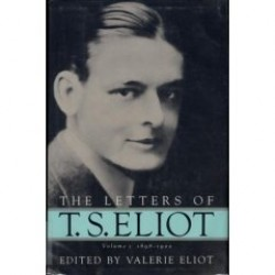 Cover of The Letters of T.S. Eliot