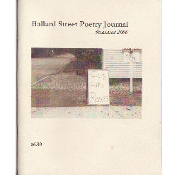 ballard street poetry journal