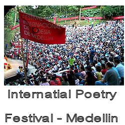 Medellin Poetry Festival - 2006