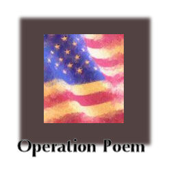 Operation Poem poems for servicemen