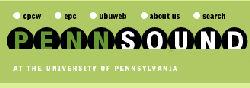upennsound logo
