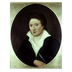 percy bysshe shelley whose poem has been found after 200 years