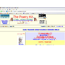 Poetry Kit Home Page