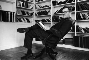 """robert lowell's skunk hour Skunk hour: skunk hour, poem by robert lowell, published in life studies (1959) it is modeled on """"the armadillo,"""" a poem by elizabeth bishop both poets dedicated their respective poems to each other."""