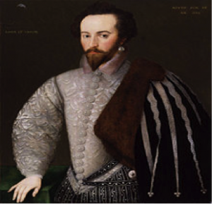 an examination of the passionate mans pilgrimage by sir walter raleigh Give me my scallop shell of quiet, my staff of faith to walk upon, my scrip of joy, immortal diet, my bottle of salvation, my gown of glory, hope's true gage.