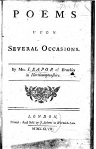 Mary Leopor