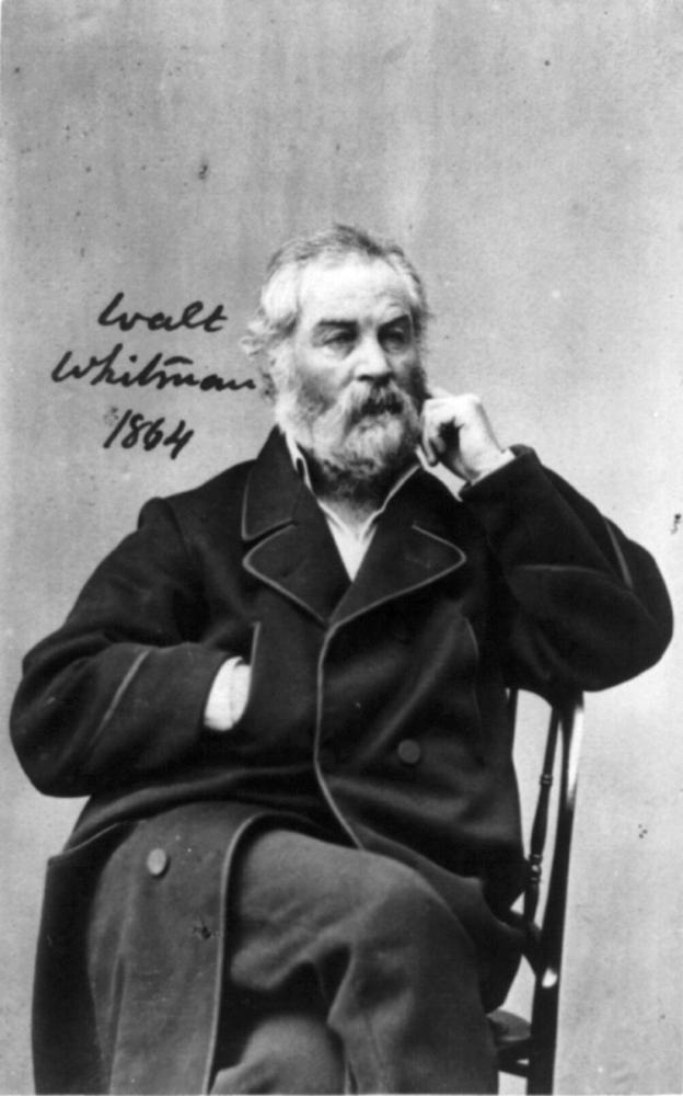 death and love in walt whitman's Death of walt whitman  in fact, only whitman's death could bring an end to leaves now firmly embedded in the canon of american verse, whitman revised, .