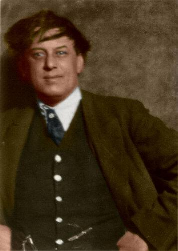 Aleister Crowley Tarot: Aleister Crowley Poems > My Poetic Side