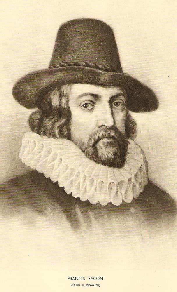 francis bacon of unity in religion analysis