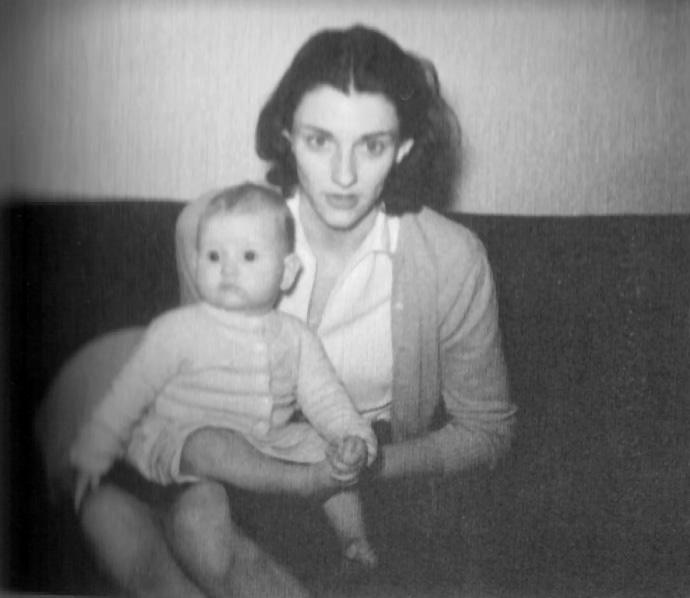 Anne Sexton baby picture analysis
