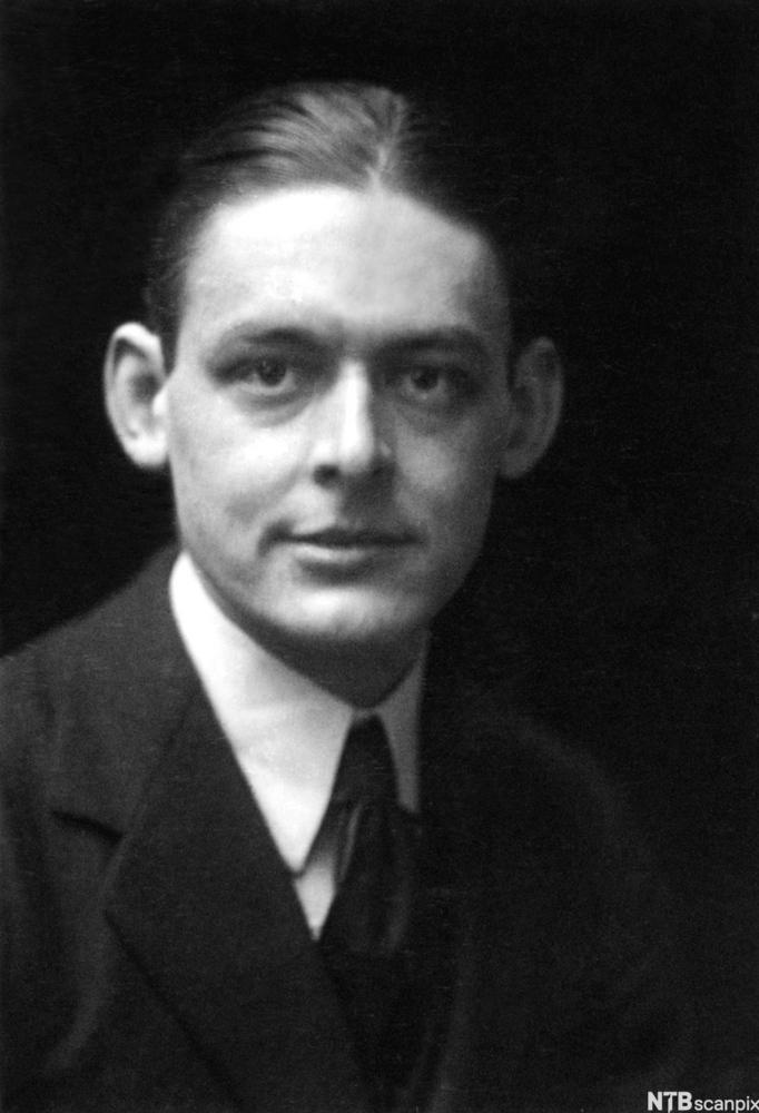 a biography of thomas stearns eliot Biographical notes on ts eliot, written by his mother, along with one  of the  subject of a critical biography to the views of a biographer.