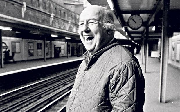 John Betjeman is known for his humorous