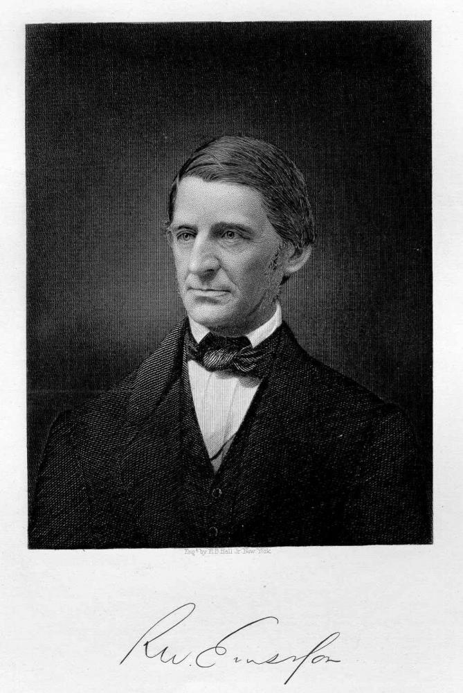 Ralph waldo emerson poems my poetic side for The emerson