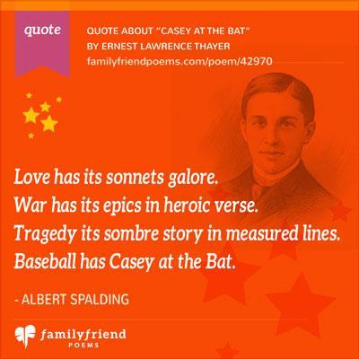 casey at the bat essay