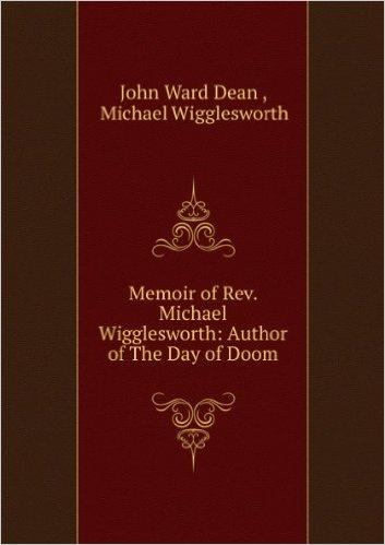 Judgment day in the day of doom a poem by michael wigglesworth