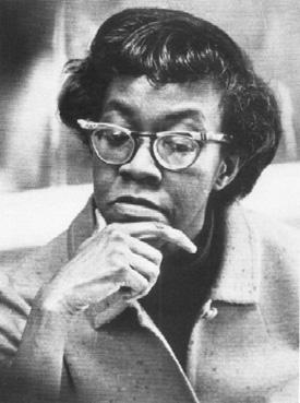 the influences in the life of gwendolyn brooks We real cool by gwendolyn brooks  and she lived in the windy city for most of her life chicago is known as a center of the blues and jazz cultures,.