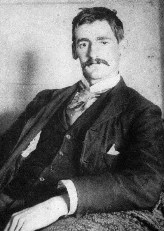Henry Lawson author