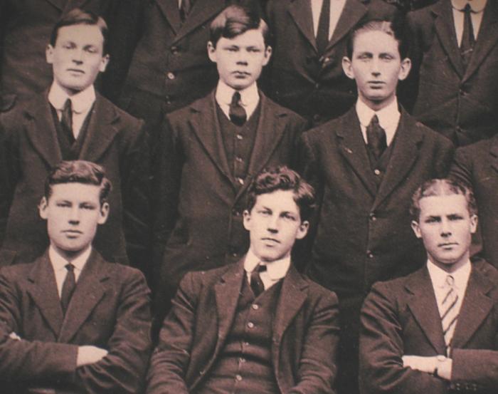 Charles Sorley robert graves