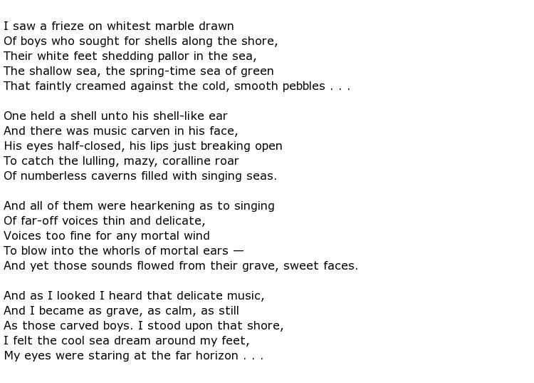 chimborazo cotopaxi poem