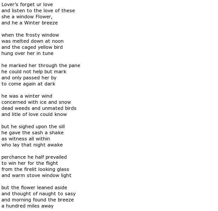 Flowers On Poems My Poetic Side