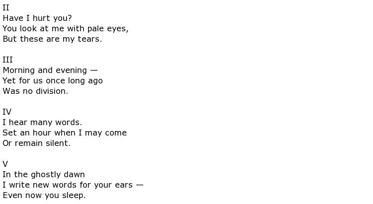 haiku poems > my poetic side