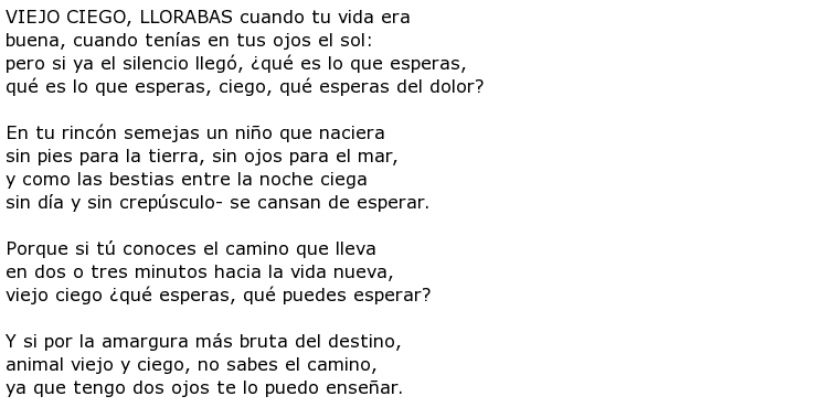 pablo neruda s poem Browse through pablo neruda's poems and quotes 145 poems of pablo neruda still i rise, the road not taken, if you forget me, dreams, annabel lee pablo neruda was the pen name and, later, legal name of the chilean poet and politician neftalí ri.