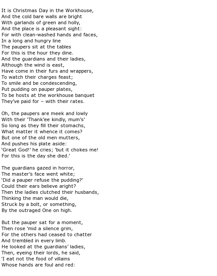 George Robert Sims Poems > My poetic side