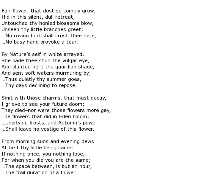 the indian burying ground poem