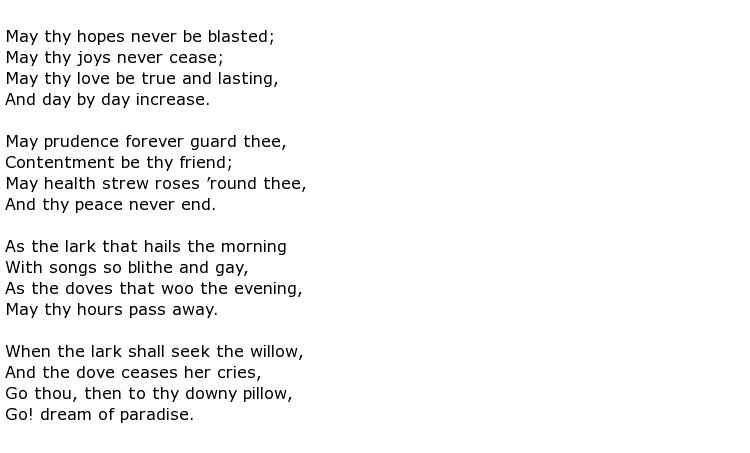 slavery poems